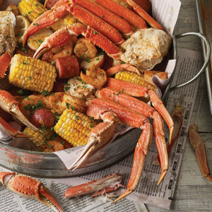 Shrimp & Crab Boil Recipe   In the Kitchen with H‑E‑B Video