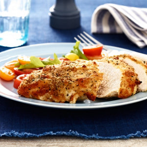 Parmesan Crusted Chicken Recipe From HEB