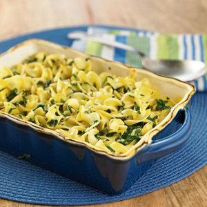 vegetable noodle kugel