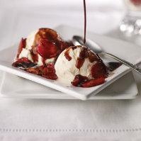 Balsamic Fragole (Strawberries)