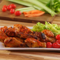 Cherry Pepper Slow Cooker Wings