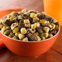 Chocolate Crunch Tail Mix