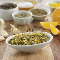 Lemon Rosemary Rub