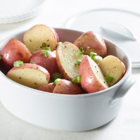 Microwave Red Potatoes Recipe from H‑E‑B