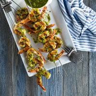 Summer Jalapeño Shrimp