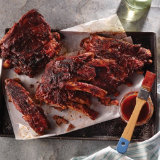 Apple Braised St. Louis Ribs