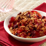 Apple Cranberry Whole Wheat Crisp