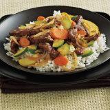 Asian Stir-Fry with Hoisin & Lemon Grass