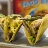 Avocado Crispy Tacos