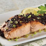 Bacon Glazed Salmon