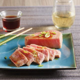 Baked Yellowfin Tuna Steaks