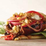 Balsamic Glazed Portabella Burger
