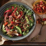 Beef Fajita Power Bowl