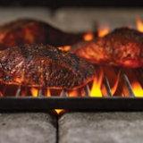 Blackened Salmon with Homemade Rub