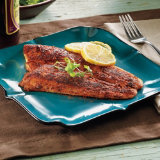 Blackened Turbot Fillets