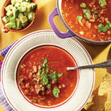 Bloody Revolution Taco Soup