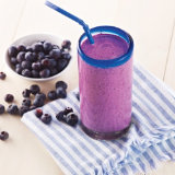 Blueberry Vanilla Smoothie