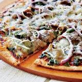 Brisket BBQ Pizza