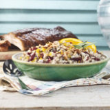 Brown & Wild Rice with Fruits & Nuts