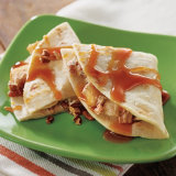 Caramel-Apple Quesadillas