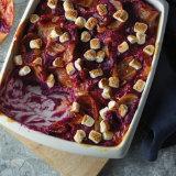 Caribbean Purple Sweet Potato Casserole