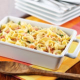 Cheesy Shells With Tomato And Basil