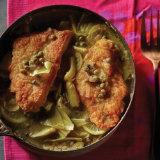 Chicken and Artichoke Piccata