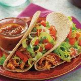 Chicken Enchilada Tacos