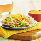 Chicken Fajita Chalupas