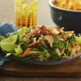 Chicken Fajita Toss Salad