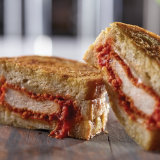 Chicken Parm Stuffed Grilled Cheese