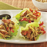 Chicken Stir Fry Wraps