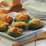 Chile Picado Stuffed Peppers