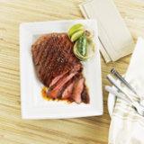 Chili and Garlic Flank Steak