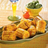 Chili Lime Roasted Corn