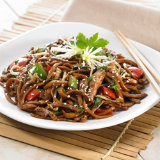 Chinese Pork With Noodles