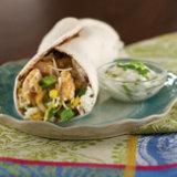 Chipotle Chicken Burrito