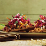 Chipotle Chicken Tostada