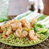 Cilantro Shrimp