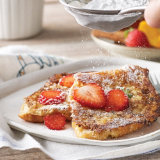 Citrus Spiced Croissant French Toast