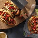 Citrus Sriracha Grilled Shrimp Tacos