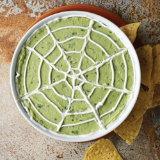 Cobweb Guacamole Dip