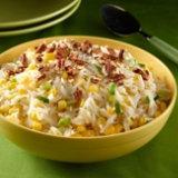 Corn And Basmati Rice Salad