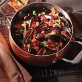 Costa del Sol Mussels with Chorizo