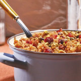 Cranberry Farro Pilaf