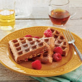 Cranberry Nut Waffles