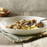 Creamy Mushroom & Truffle Polenta