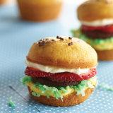 Cupcake Brownie Sliders