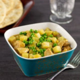 Curried Chicken And Potato Stew