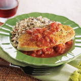 Curried Halibut